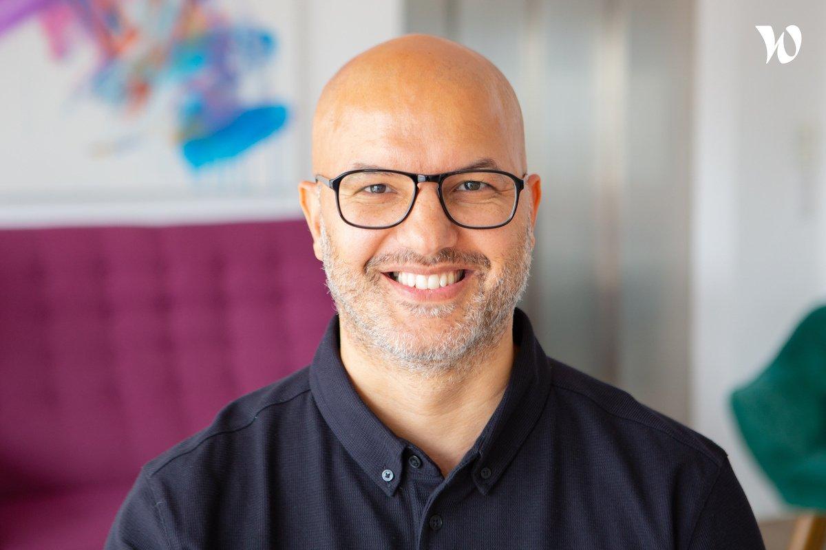Rencontrez Guillaume, Conseiller en entrepreneuriat - CréActifs