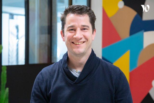 Rencontrez Johann, Directeur de la relation client - Fulll