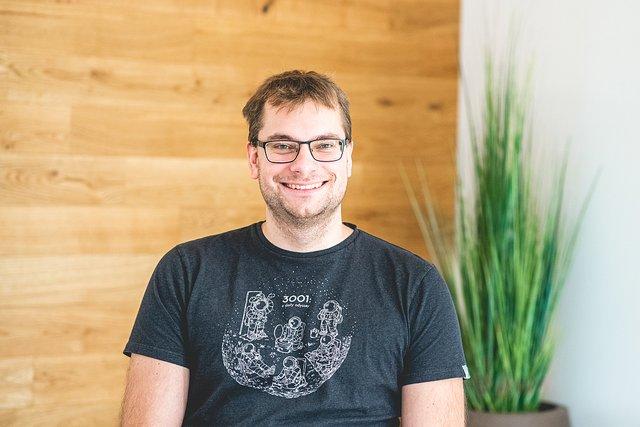 Jiří Borkovec, Programátor - Veeam Software