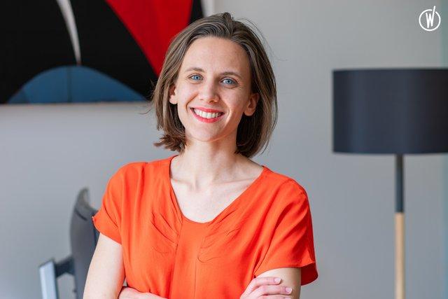 Rencontrez Marie, Directrice Data Analytics - Spallian