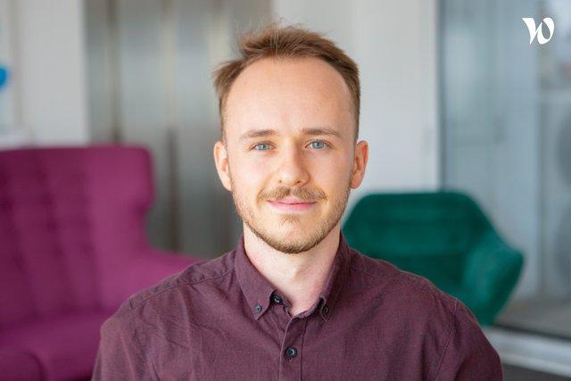 Rencontrez Thomas, Consultant TPE - CréActifs