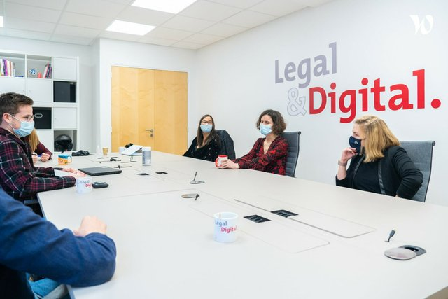 Legal & Digital