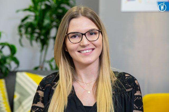Rencontrez Samantha, Chef de projet qualité et relation clients - Orange