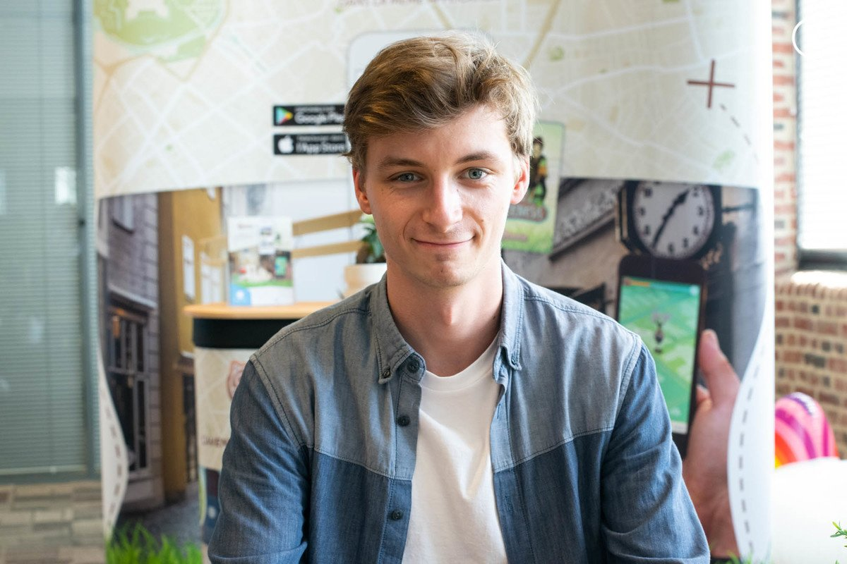 Rencontrez Pierre, Développeur Mobile - Hootside