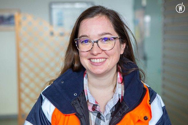 Rencontrez Lucie, Responsable process Veolia Eau  - Veolia