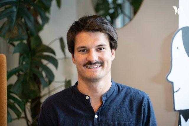 Rencontrez Simon, Directeur commercial - Ubiq