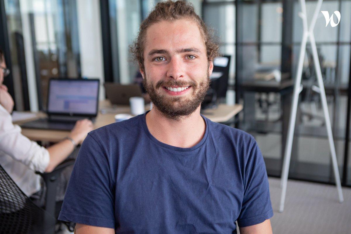Rencontrez Nicolas, Dévelopeur Full Stack & Office sound manager - interStis