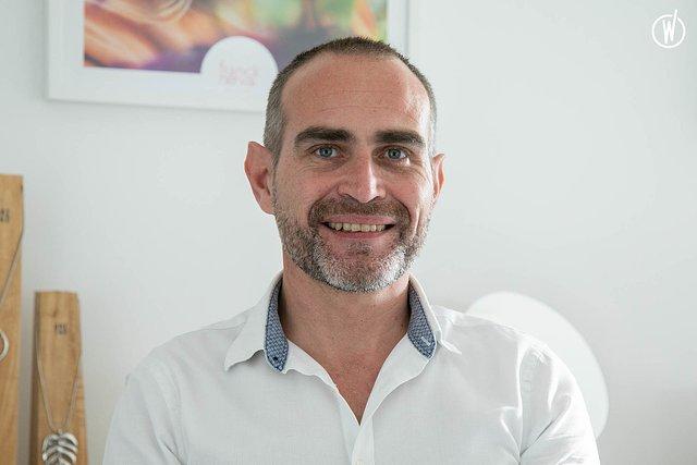 Rencontrez Gaël, Responsable des Ventes  - Les Chamanes