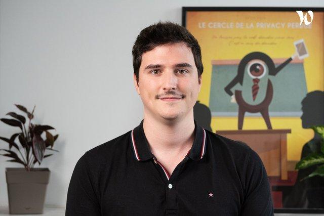 Rencontrez Arthur, Développeur Android - SFBX