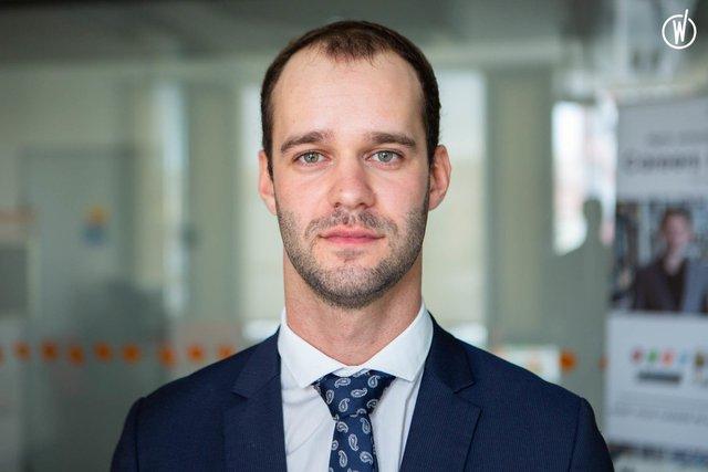 Rencontrez Pierre Hugo, Consultant en recrutement  - NonStop Consulting