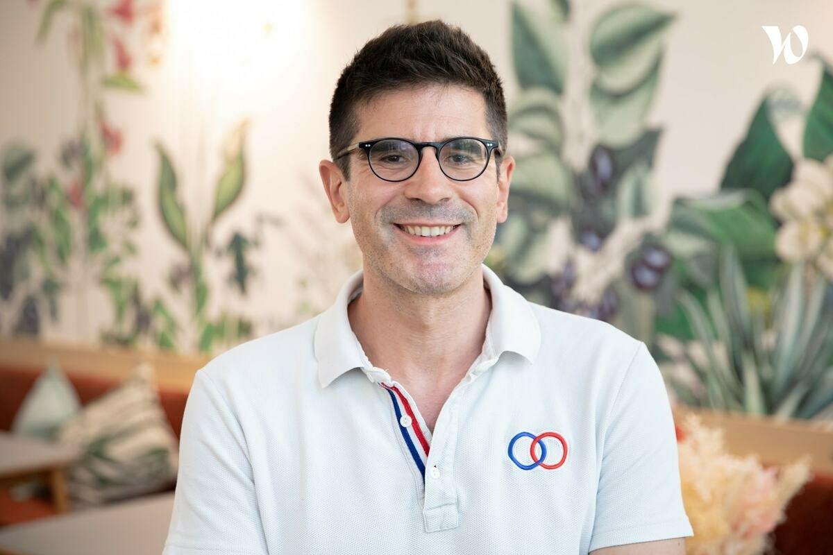 Rencontrez Arnaud, CEO - La Fabrique by CA