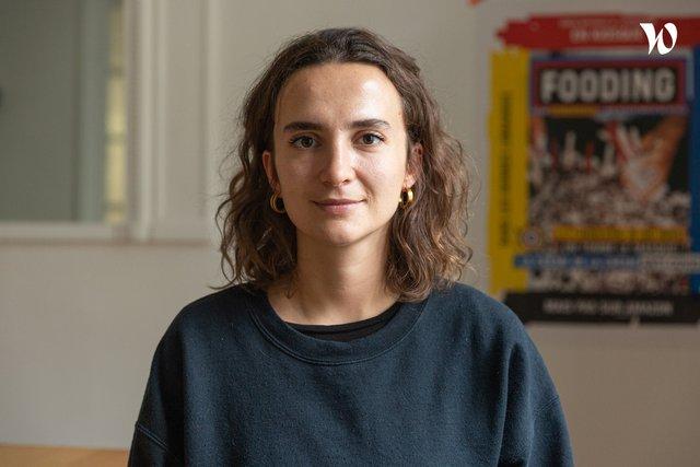 Rencontrez Anna, Cheffe de projet senior  - Le Fooding