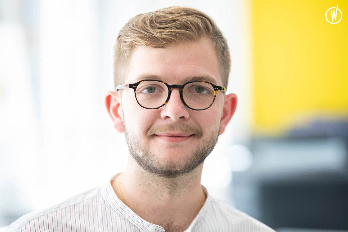 Meet Louis, Digital and Marketing Manager - LittleBIG Connection