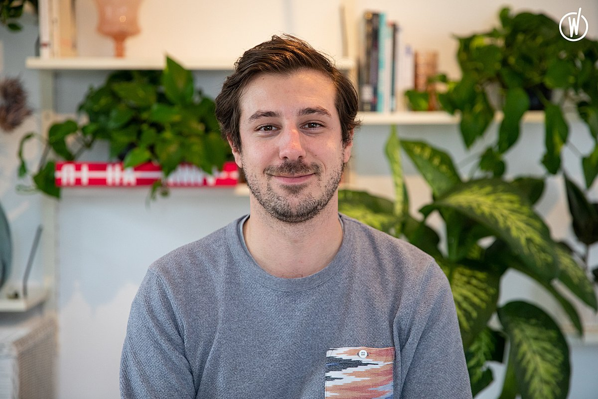Rencontrez Adrien, Head of Growth - FEMPO