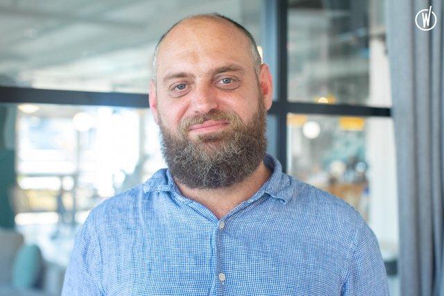 Meet Sébastien, CTO - Myriad Connect