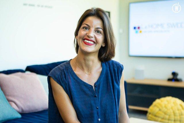 Rencontrez Ambre, Directrice Communication & CHO - La Home Sweet Company