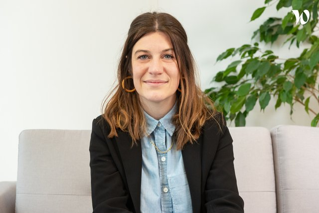 Rencontrez Marie Charlotte, Product Owner - Wiidii