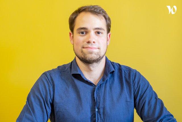 Rencontrez Nicolas, Developer Senior - Fairly Made
