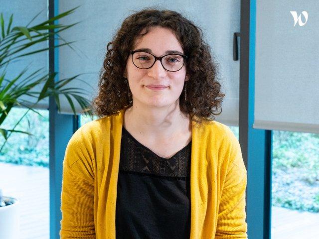 Rencontrez Amélie, Ingénieur Méthodes - Elis