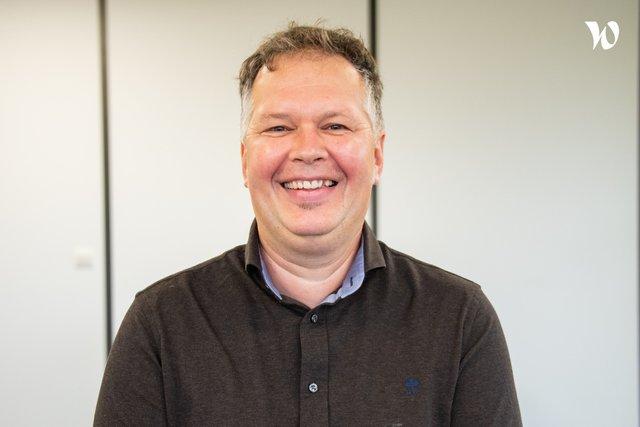 Rencontrez Christophe, Co-Founder - Sensefuel