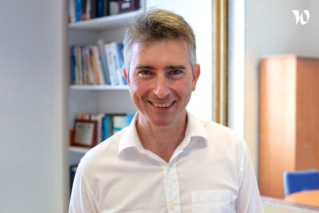 Meet David, CEO - SYSNAV