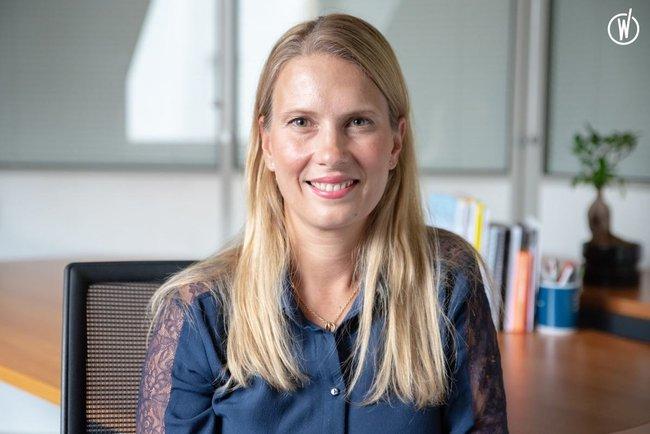 Rencontrez Delphine, Directrice des ventes adjointe - Euro-Information Telecom