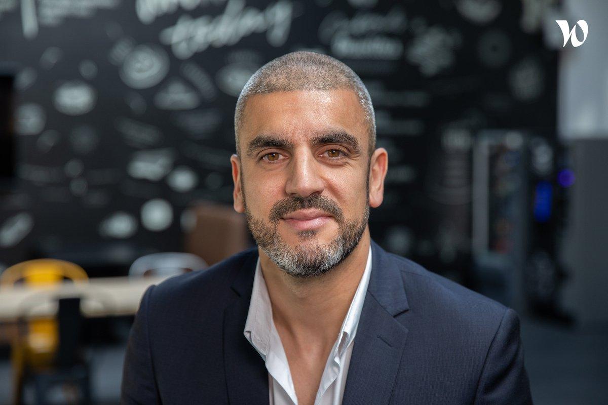 Rencontrez Yannick, Manager commercial - Groupe DFM