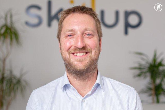 Rencontrez Nicolas, Co-fondateur - Skillup.co