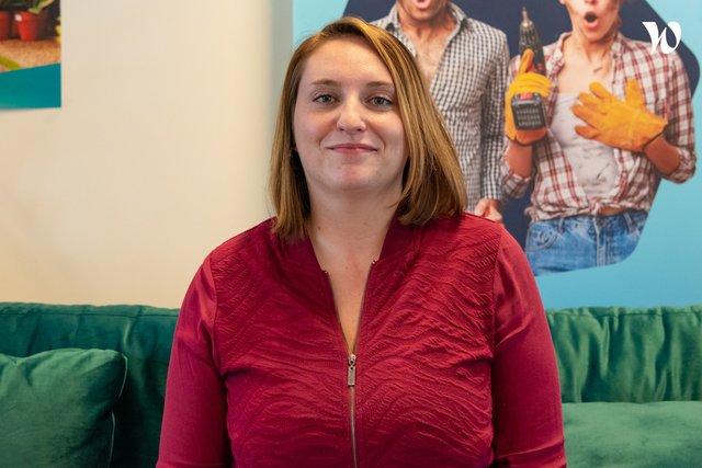 Rencontrez Manon, SEO Content Manager - ManoMano