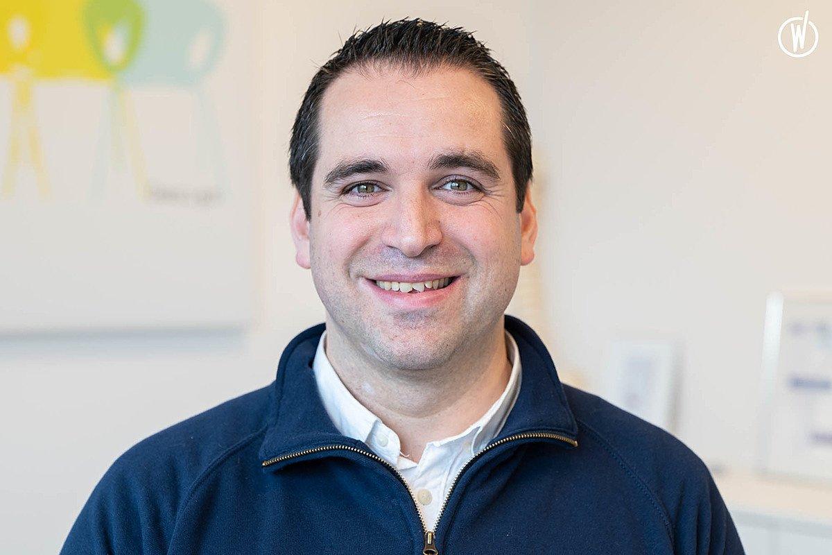 Rencontrez Julien, Directeur Commercial - Equilibre Ergonomie & Aménagement