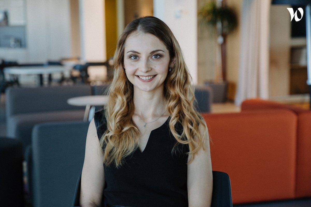 Lenka Jägerová, Produktová specialistka - UniCredit Bank Czech Republic and Slovakia