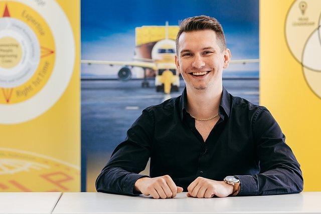 Michal Zeman - DHL Information Services