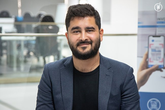 Meet Khalil, Web Team Technical Manager - Expensya