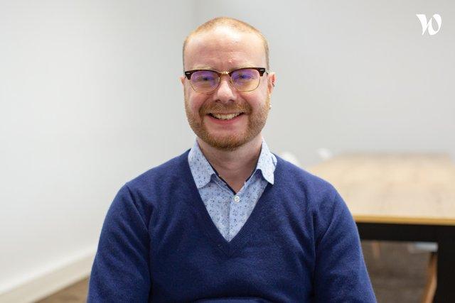 Rencontrez Antoine, Tech Lead - GlobalExam