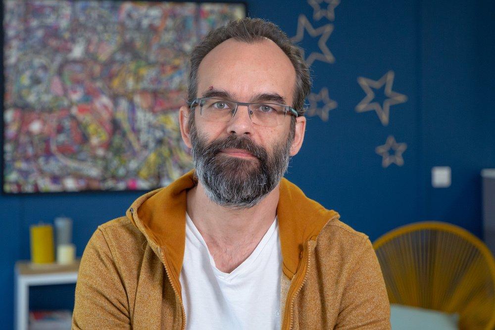 Rencontrez Goulven, UX Designer - MAIF
