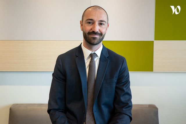 Rencontrez Stéphane, Directeur de centre d'affaires entreprises - BRED Banque Populaire
