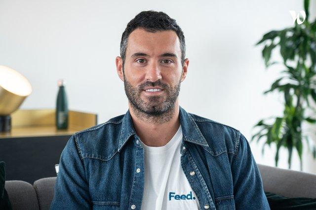 Rencontrez Anthony, Fondateur et CEO - Feed.