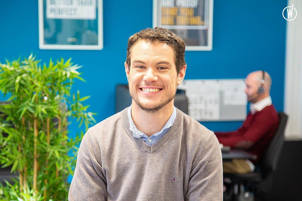 Rencontrez Vincent, Conseiller en Evolution Professionnelle - VISIPLUS