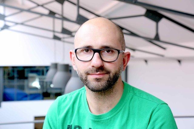 Rencontrez Gilles, Co-Fondateur - Uzful