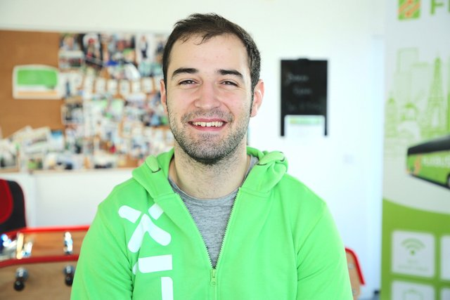 Rencontrez Emmanuel, Business Development Manager - FlixBus