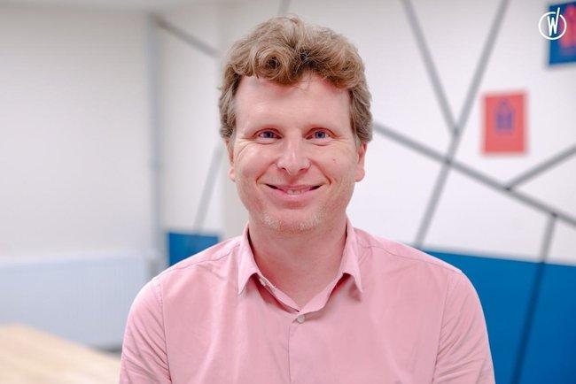 Rencontrez Sébastien, Directeur technique - HACKTIV