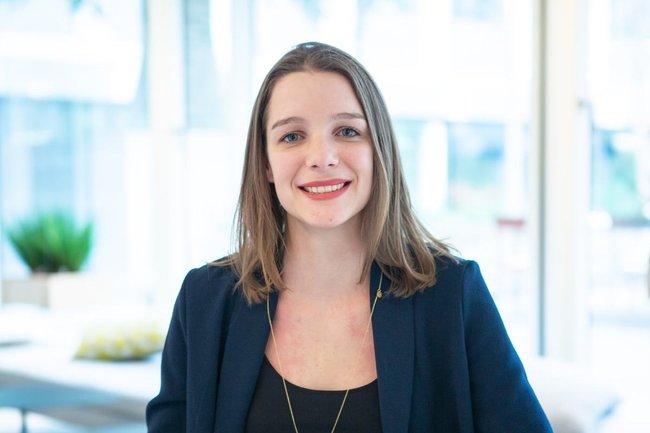Rencontrez Marianne, Talent Acquisition Manager - StaffMe