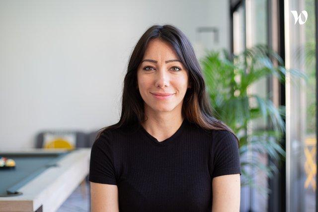 Rencontrez Claudine, UI/UX Designer - iExec