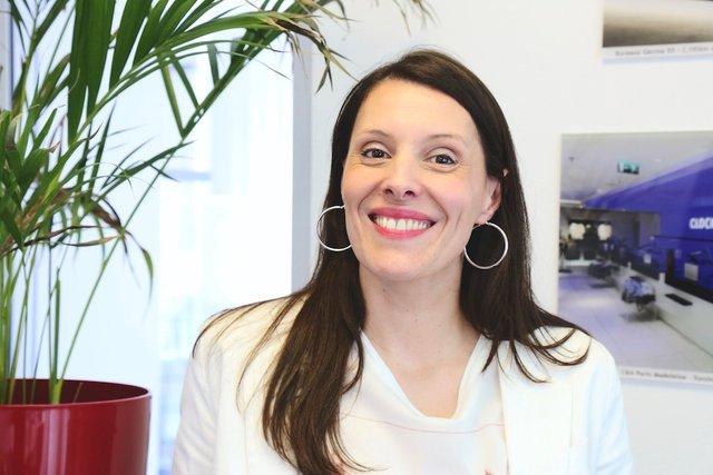 Rencontrez Anne, Commerciale sédentaire - Clareo