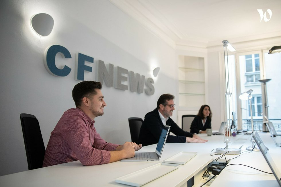 CFNEWS (Corporate Finance News)