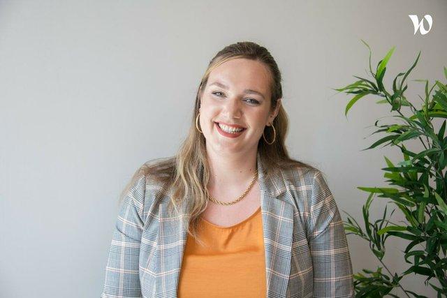 Rencontrez Chloé, Responsable RH & Recrutement IT - UpMan Consulting