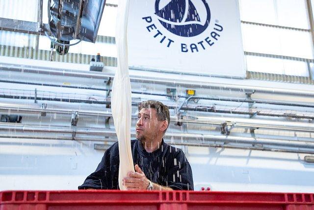 Découvrez le profil PETIT BATEAU - Groupe Rocher
