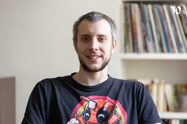 Rencontrez Olivier Barou, formateur développeur - O'clock