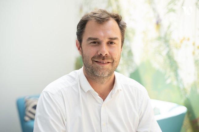 Rencontrez Fabien, Head of Customer Success - IBAT
