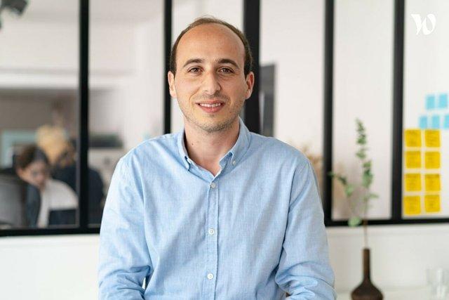 Rencontrez Cyril, Co-fondateur - SnapDesk